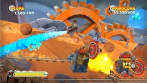 Joe Danger 2 Gameplay