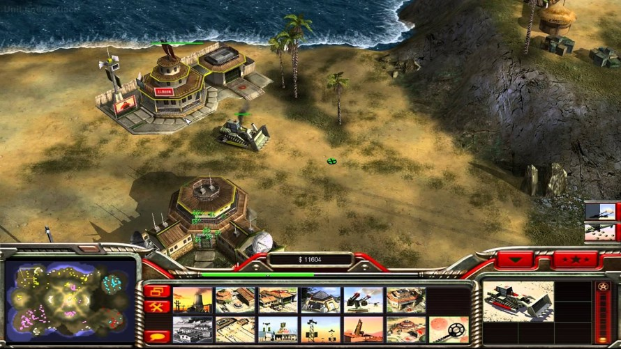 Command Conquer Generals China