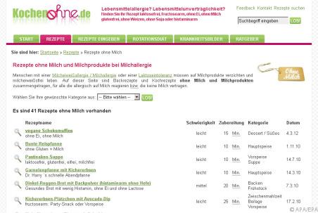 APA (dpa/gms/kochen-ohne.de)