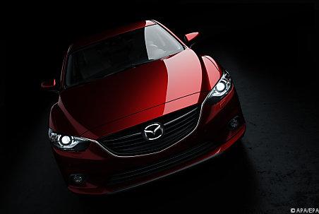 APA (dpa/gms/Mazda)