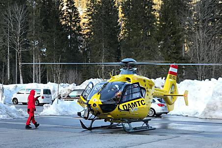 Mindestens zwei Tote bei Lawinenabgängen in Tirol und Bayern