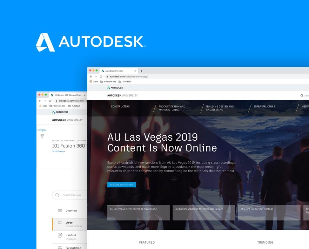 Autodesk - Personalization & Performance