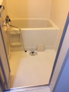 お風呂 清掃後