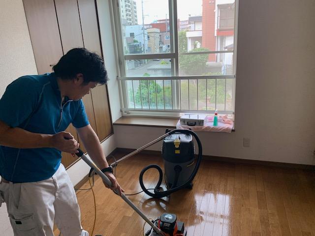 清掃は化学!〜理論的な清掃方法・ナノテックシステム