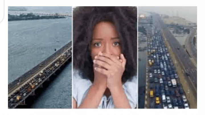 Lagos Woman Turned Down Job Offer Of N190k Because She Was Scared Of The Third Mainland Bridge