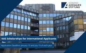 KAS International Contest Scholarships 2021-2022