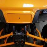 Custom Golf Carts - Orange_3