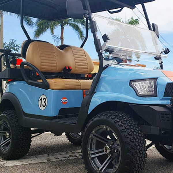 Custom Build Golf Carts - Reliable Golf Carts - Riviera Beach, FL