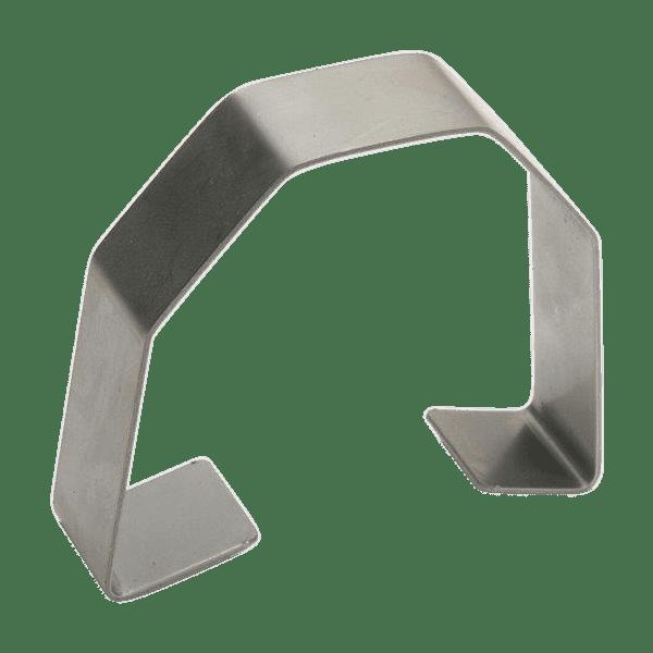 custom Steel metal stampings.