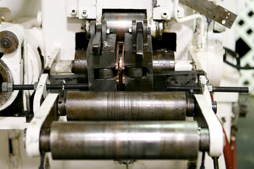 Reliable Metalcraft, metal stamping specialists.