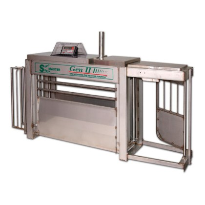 Gen II Automatic Hog & Sheep Sorting Scale