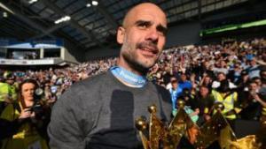 This was the hardest one, Guardiola praises team as Man City wins Premier League