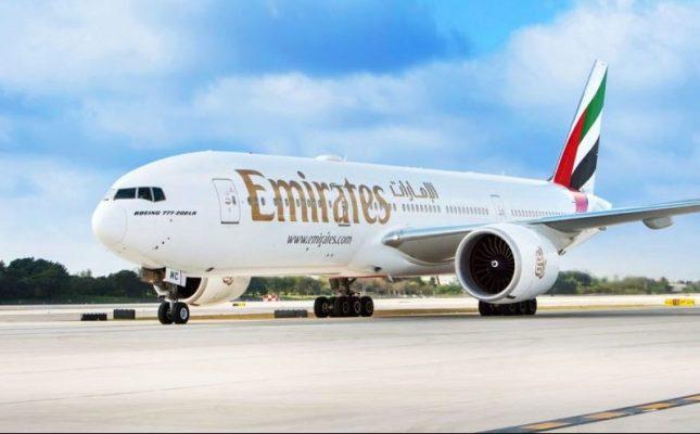 Emirates, KLM