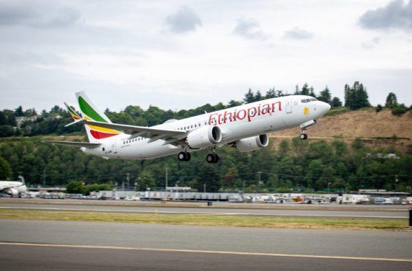 Ethiopian Airlines Boeing 737 Max