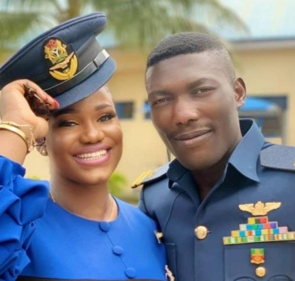 'Hot Choco mi'…Moving tribute by fiancée of pilot who flew plane that killed Army Chief