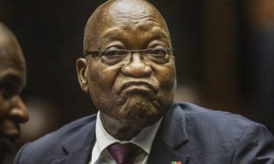 Ex-South African president, Jacob Zuma, surrenders self to prison authorities