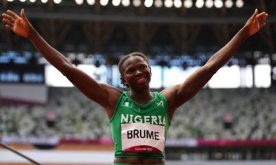 Tokyo Olympics: Ese Brume wins Nigeria's first medal, dedicates it to Bishop Oyedepo