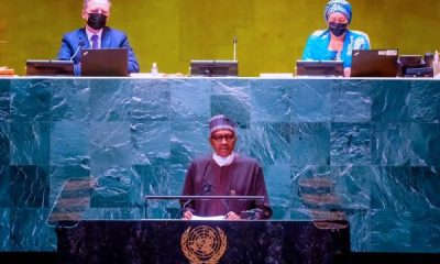 Buhari raises alarm over military coups in West Africa, calls for debt forgiveness