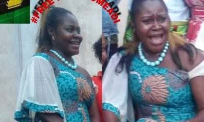 JUST IN: Police to pay N50m, apologise to IPOB activist Ngozi Umeadi