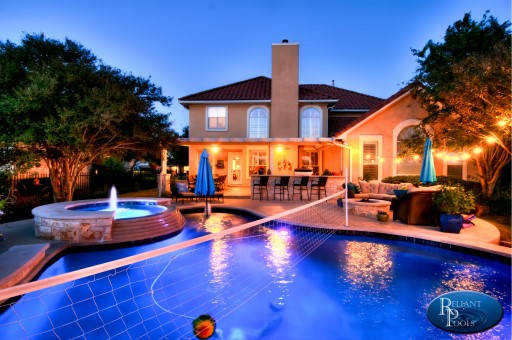 your pool with these creative options