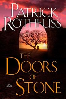 """Possível capa do 3º Livro nos EUA. """"As Portas de Pedra"""""""