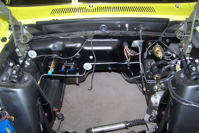 1969 mustang engine compartment wire diagram  95 toyota
