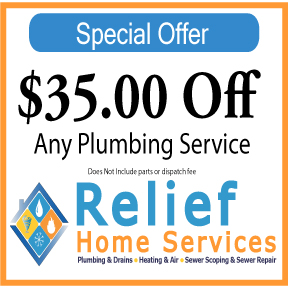 plumbing service in loveland, CO