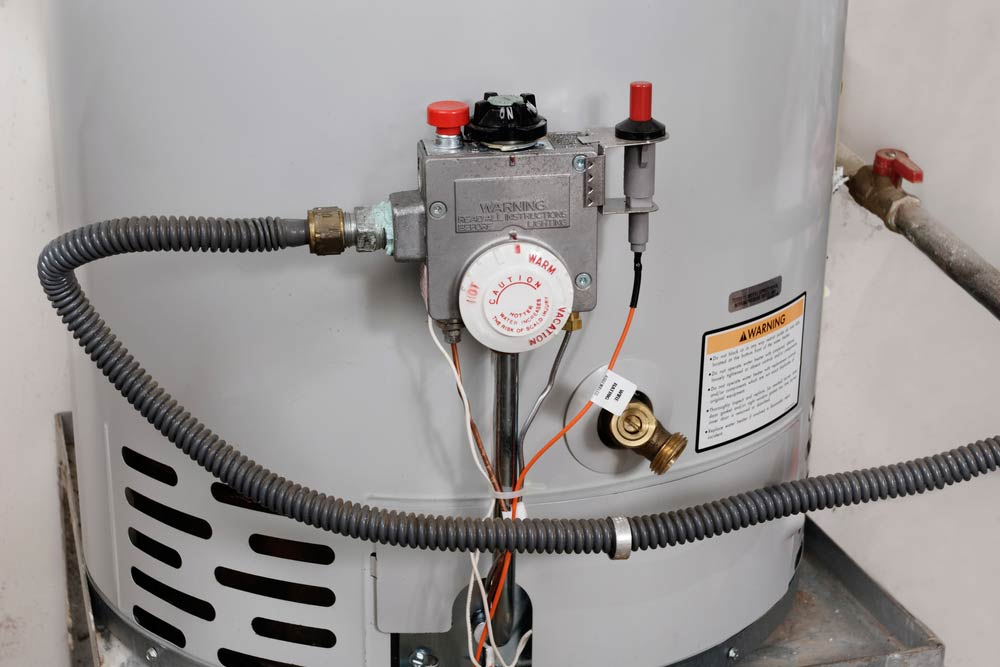 Denver Plumbing repair of hot water heater.