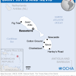 Saint Kitts And Nevis Location Map 2013 Saint Kitts And Nevis Reliefweb