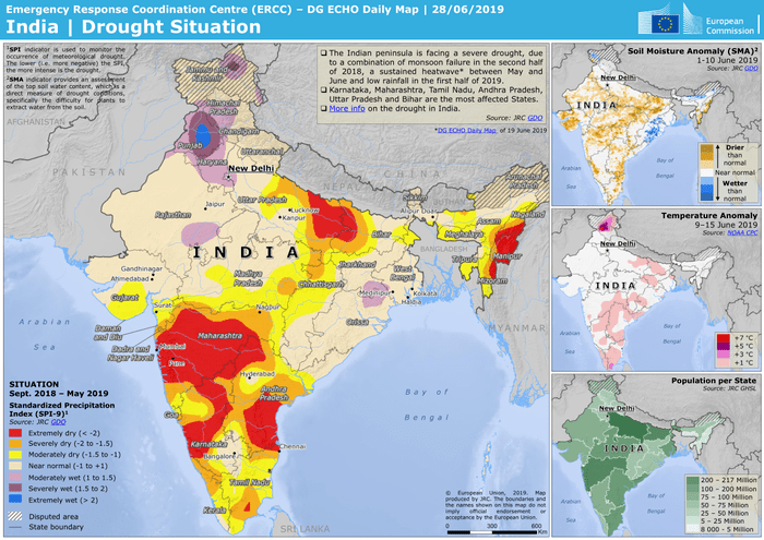 India: India | Drought Situation - Emergency Response Coordination on indian island map, punjab region, indus river, indian subcontinent map, indus valley civilization, south asia, south india, deccan trap on a map, ural mountains map, indian acres map, dravidian languages, indian cave map, british isles map, indian continent map, gobi desert map, india map, kolyma mountains map, british east india company, indian sea map, deccan plateau map, indian cove map, lake baikal map, indian ocean map, indian ocean, british raj, yangtze river map, indus river map, south island of new zealand map, indian ridge map, arabian peninsula,