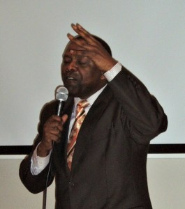 Biskop John P. Bigirimana - Hope Christian Fellowship Church