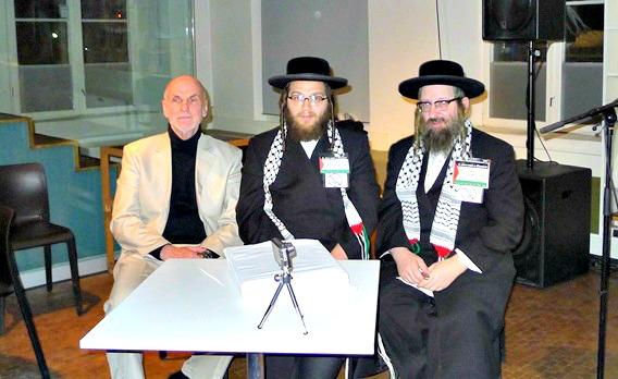 Linstad, Weiss og Rosenberg. Foto: Silje B. Knarud.
