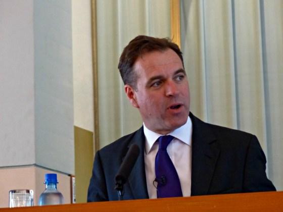 Niall Ferguson. Nobelinstituttet 2013. Foto. hansolavarnesen (1)