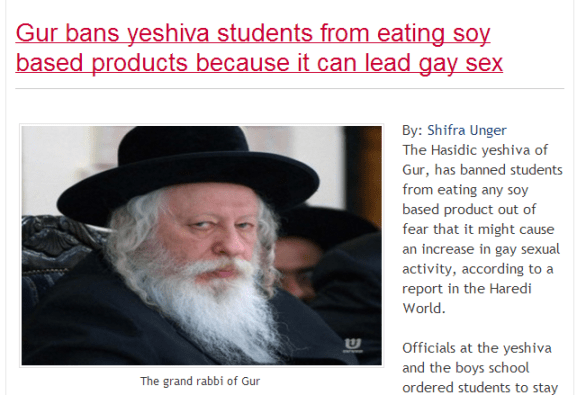 Digitalfaksimile fra Your Jewish News