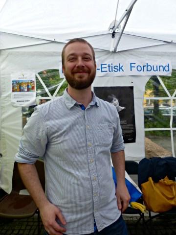 Sigurd Christoffer Lund.