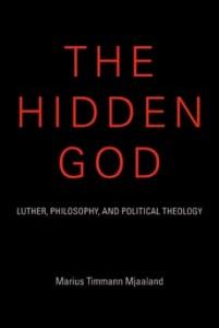 Aktuell bok: The Hidden God Utgitt på Indiana University Press