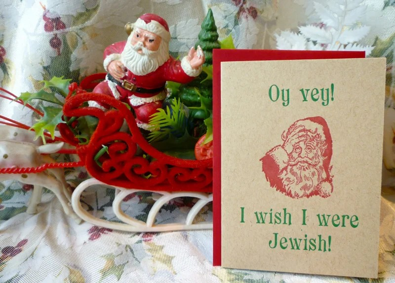 10 Anti Christmas Christmas Cards If Youre Not Feeling