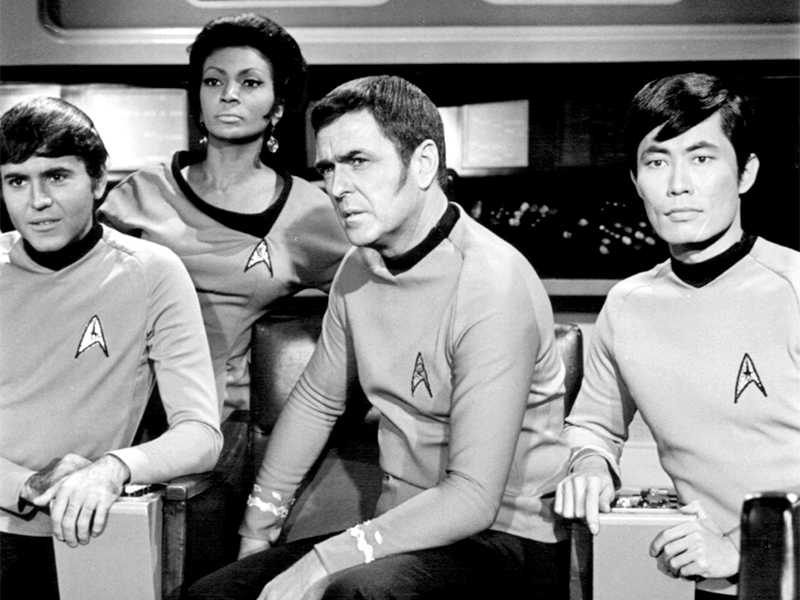 Image result for star trek original series black and white