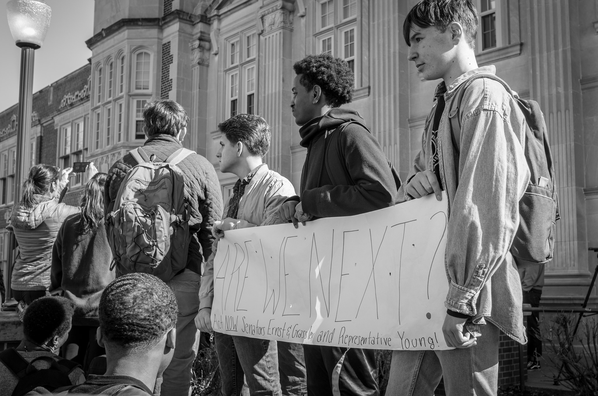 The Power Of Children Protesting From The Civil Rights