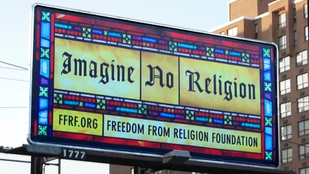 Freedom From Religion Foundation Again Threatens Public Officials for Praye