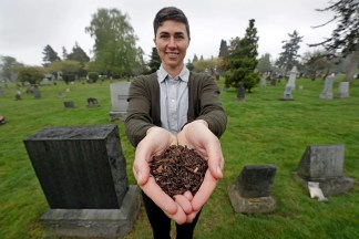 California Residents May Be Able to Compost Their Bodies After Death