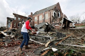 Faith Groups Gear Up Disaster Relief After Deadly Tornadoes in Tennessee