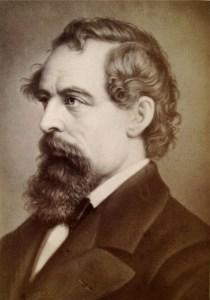 Forfatteren Charles Dickens