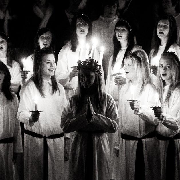 Hvorfor feirer vi Lucia 13. desember?