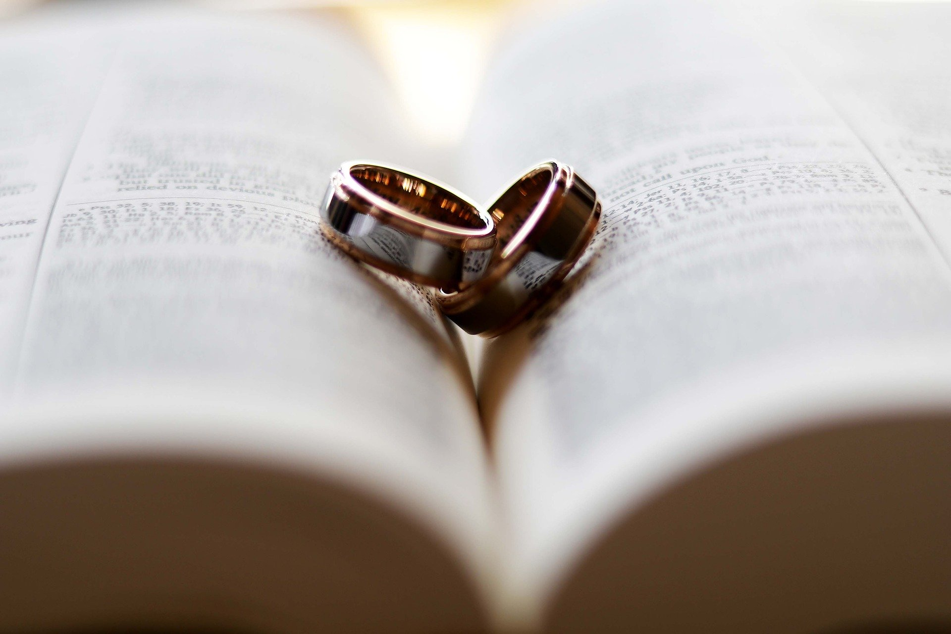 """""""The Mandates and Mystery of Marriage"""" – Ephesians 5:22–33"""