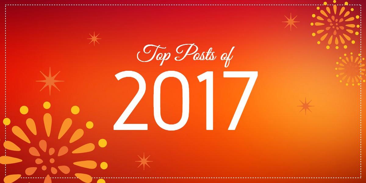 Top Posts of 2017