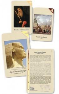 CC history cards