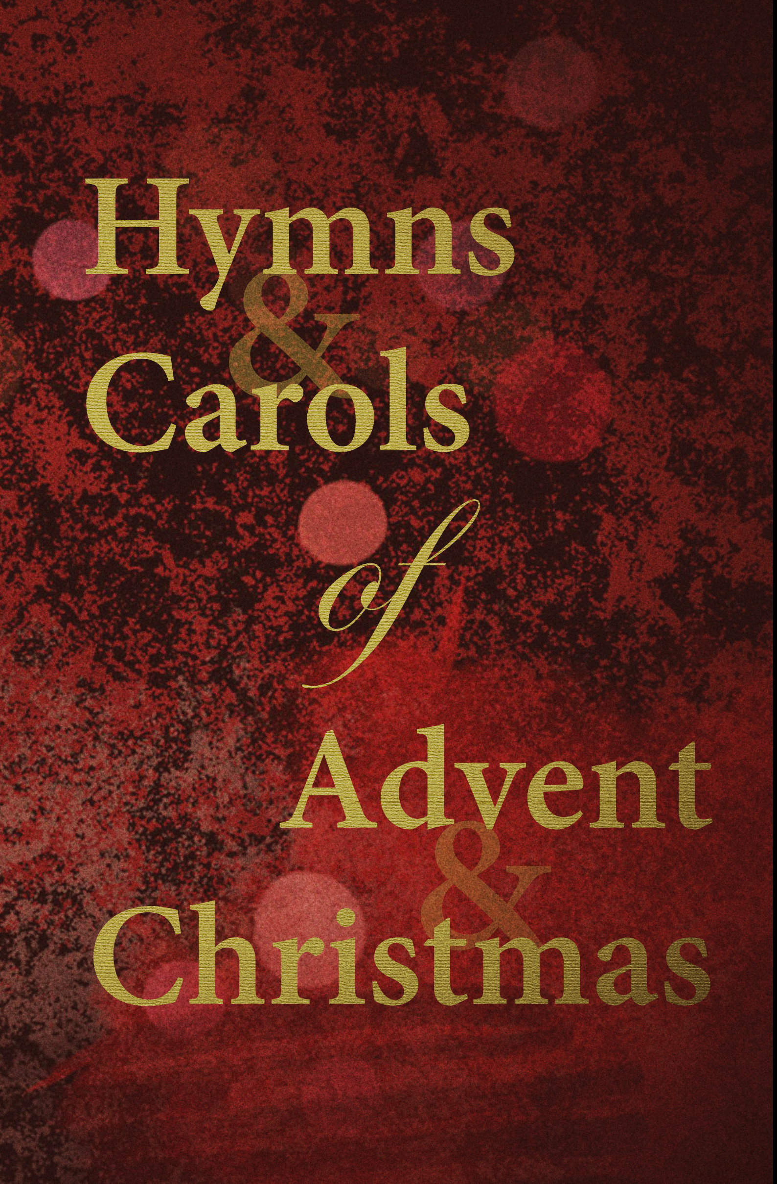 New Book: Hymns and Carols of Advent and Christmas