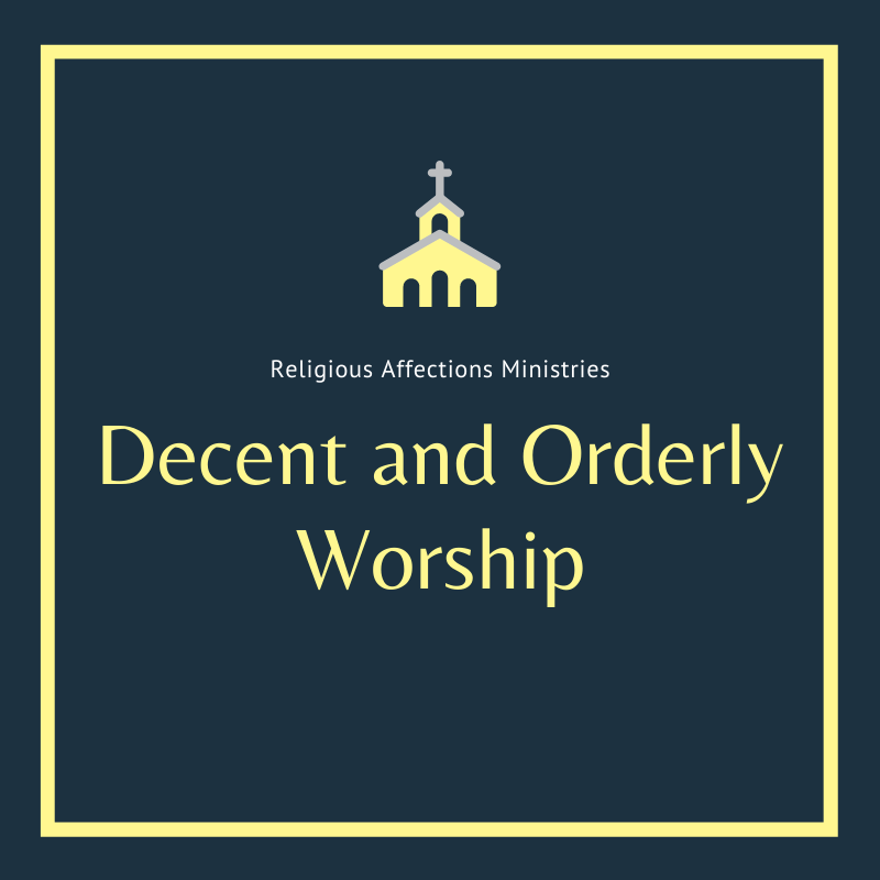 Decent and Orderly Worship: Why is Prophecy better than Tongues?