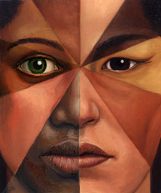 Is culture the same as race?